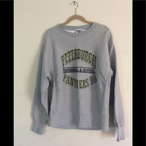 Pittsburgh Panthers Lee Sports Mens L Sweatshirt